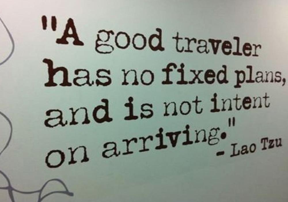 Getaway, Travel, Baggage & Packing Quotes