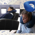 Travel Pillow And Blanket Sets