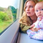 How to Travel on a Train With Your Newborn Baby