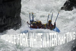 Middle Fork Whitewater Rafting Experience