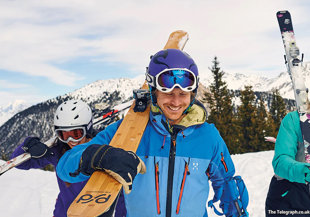 Taking Your Ski Equipment on Holiday