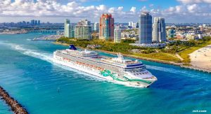 Cruise for the Caribbean