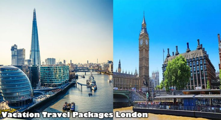 Vacation Travel Packages - Locations To Stop by When you are In London